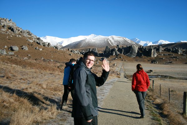 Arthur's Pass (Bealy Spur Track) 1