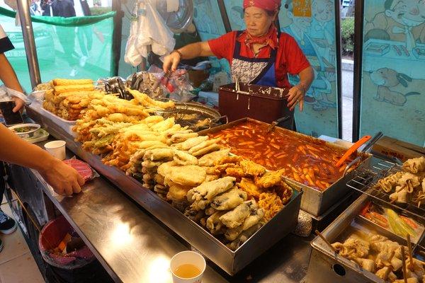 Seoul - Streetfood