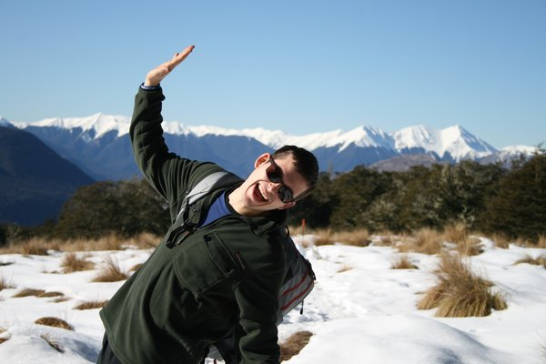 Arthur's Pass (Bealy Spur Track) 2