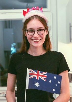 Australien feiern im Online-Auslandssemester an der University of New South Wales