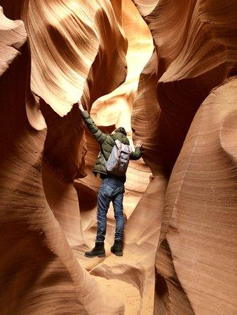 Anteleope Canyon
