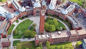Studieren an der University of Birmingham