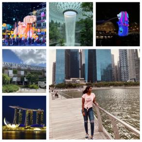 Zukunftstadt Singapur erleben im Auslandssemester an der James Cook University