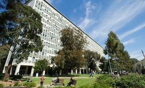 Eine der besten Universitäten von Australien: Die Monash University.