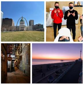 Auslandssemester an der University of Wisconsin-Madison und an der University of Sussex vor Ort möglich