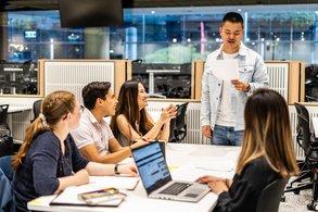 Spannende Kurse im Auslandssemester belegen, zum Beispiel an der University of Technology Sydney.