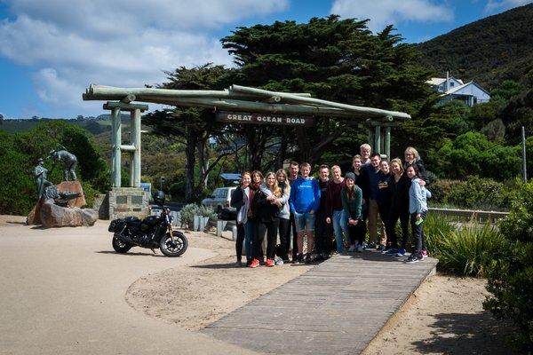 Great Ocean Road Crew