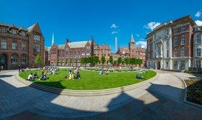Studieren in einer britischen Studentenstadt an der University of Liverpool.