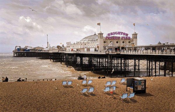 Die University of Sussex liegt an der südenglischen Küste in der lebenswerten Studierendenstadt Brighton.