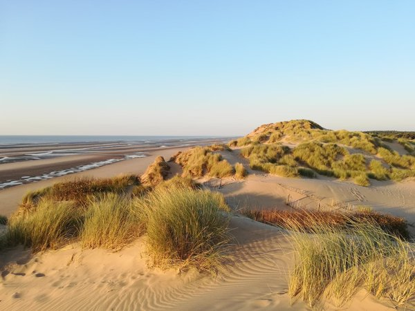 @Formby Beach