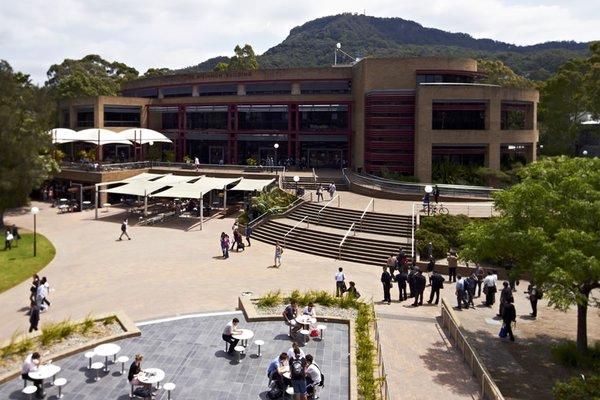 Ausandssemester an der University of Wollongong