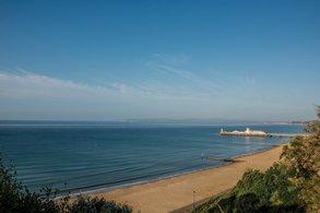 Den schönsten Strand Großbritanniens gibt es in Bournemouth