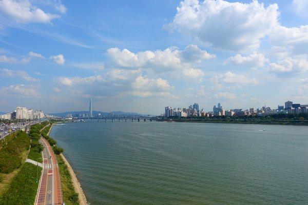 Seoul Han Fluss