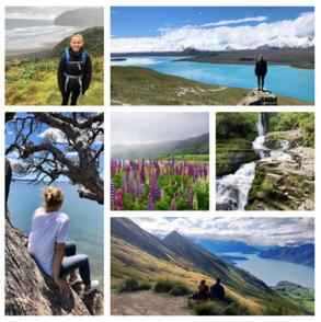 Entdecke im Auslandssemester in Neuseeland wunderschöne Natur