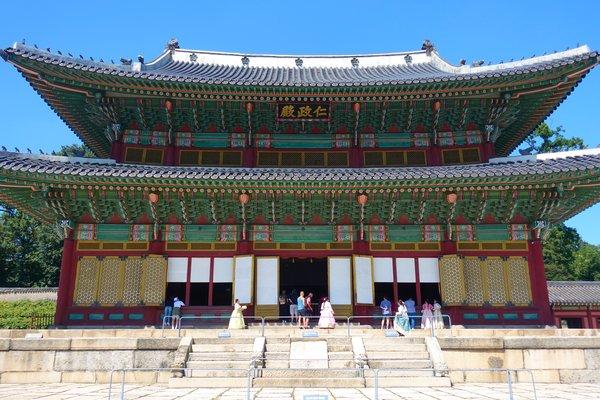 Seoul - Changdeokgung Palast