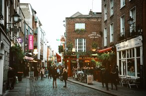 Mitten in Dublin studieren an der Dublin Business School