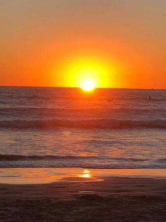 Sonnenuntergänge in Oceanside