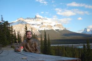 In seinem Semester an der TRU genoss Benno die Nähe zur Natur.