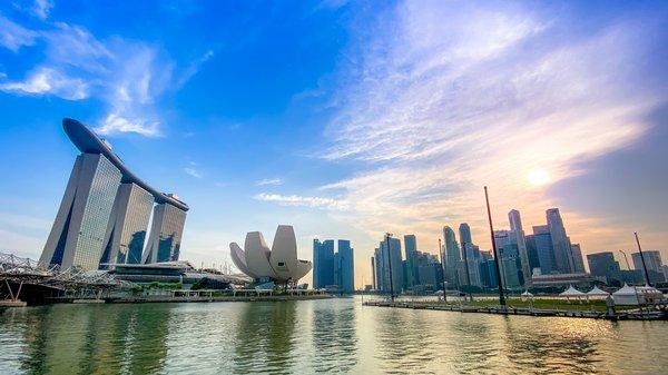 Singapur City