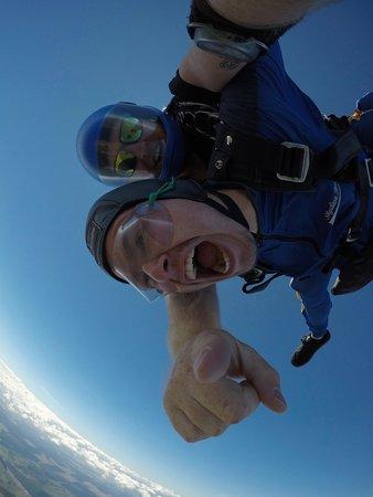 Sky Dive Taupo