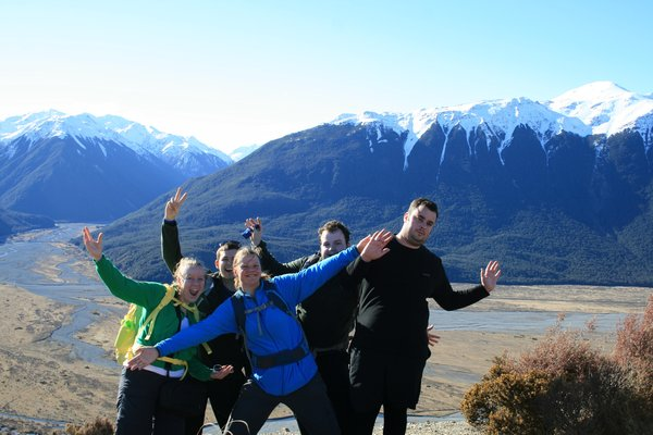 Arthur's Pass (Bealy Spur Track) 3
