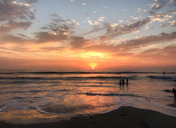 Im Auslandssemester kalifornischen Strand und Sonnenuntergang genießen? Oder an eine US-amerikanische Ivy League Uni?