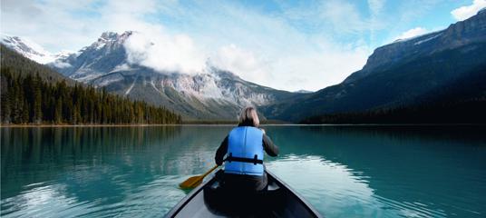 Auslandssemester im Outdoor-Paradies Kanada